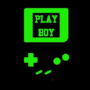 Party Retro Classic Gamer Esports Geek | Green |