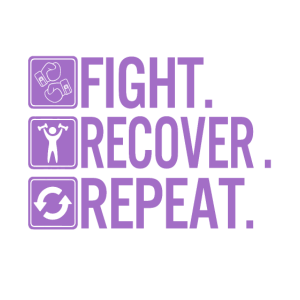 Essstörung Recovery Shirt Fight Recover