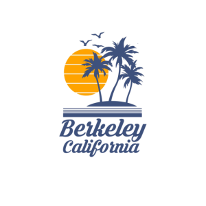 Berkeley California CA Beach Tourist