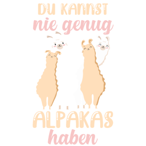 Alpaka Alpaca Geschenk