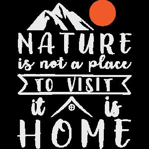 Natur wohlfühlen