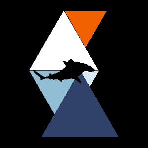 Hammerhai Meerestier