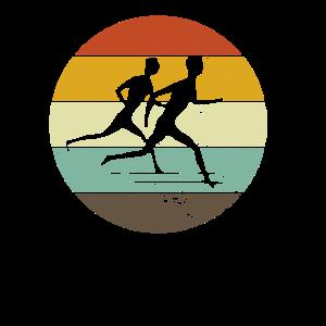 Joggen Marathon Partner Run Läuferin Geschenkidee