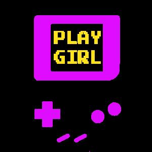 Party Retro Classic Gamer Esports Girls | Purple |