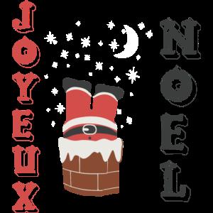 Frohe Weihnachten Humor T-Shirt