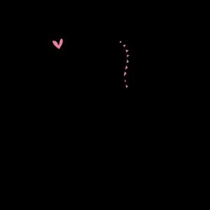 Küss mich Dino - Lustiger Valentinstag Spruch Herz