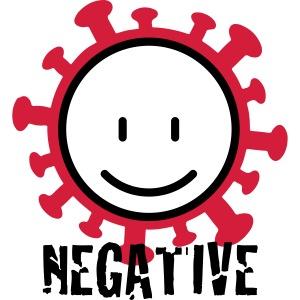 negative corona