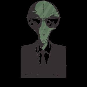 Alien Geheimagent