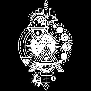 sonne mond mystik mystisch symbole traum