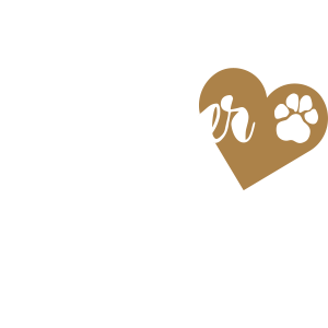 Together is our favorite place to be - Hundeliebe