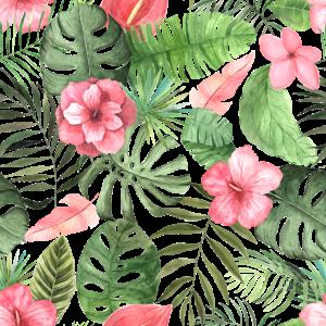 Gesichtsmaske Tropic