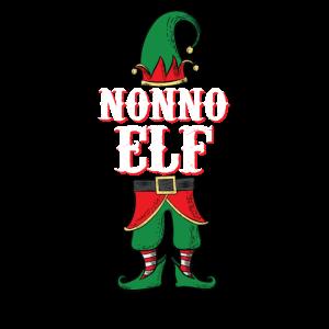 Nonno Elf - Italienisches Opa Familienweihnachten