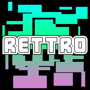 Retro Design miami style