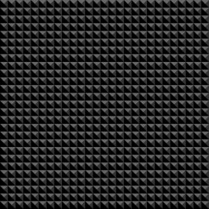 Gummiprofil oder geometrisches Muster in Grautönen