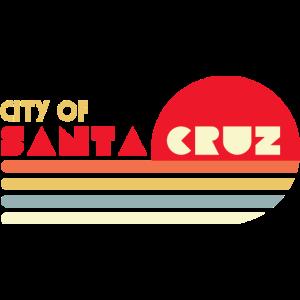 Geschenk Kalifornien City of Santa Cruz