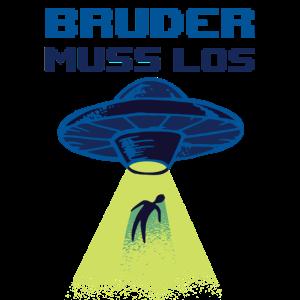 Bruder Muss Los Alien Nerd