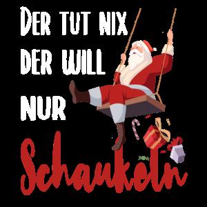Weihnachten Santa ugly christmas Geschenk