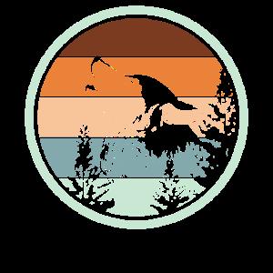 Wolfsgeheul | Heulen Wolf Wölfe Wildnis Wald Natur
