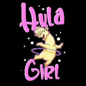 Hula Girl Alpaka