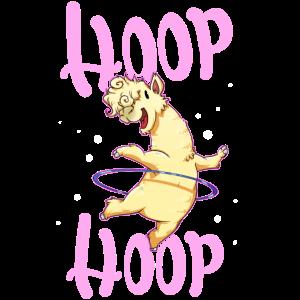 Hoop Hoop Alpaka