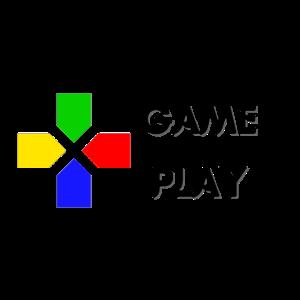 Pad Gameplay Logo Retrogaming Pro Gamer