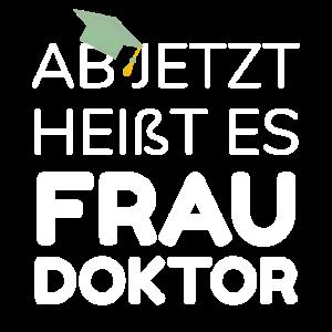 Lustiger Spruch Von Frau Zum Doktor Shirt Geschenk