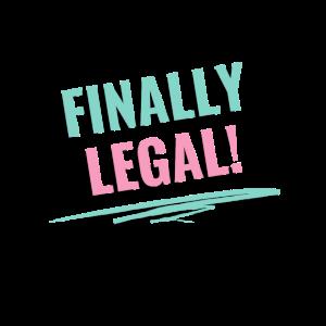 Finally Legal!