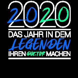 Doktortitel 2020