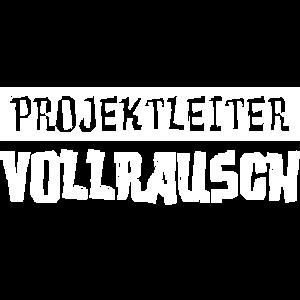Projektleiter Voll