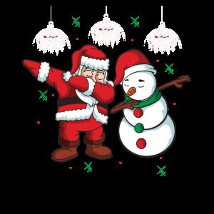 Weihnachten Heiligabend Weihnachtsmann