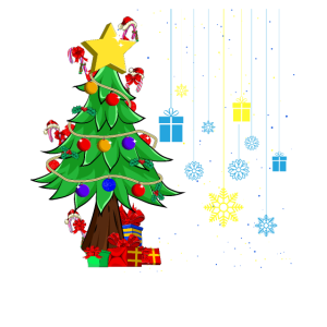 Weihnachten Christbaum Jesus Heiligabend