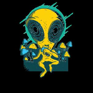 Psytrance Goa Pilze Rave Trance