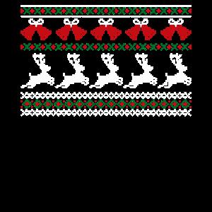 Christmas im Strickdesign Strickmuster