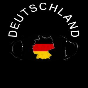 Deutschland schützt sich Bleib gesund Geschenk