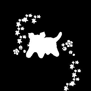 Blumenkatze