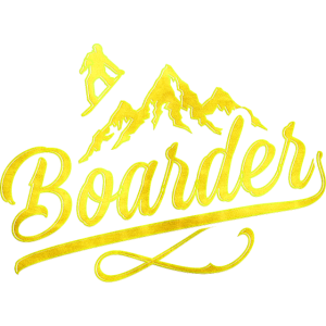 Boarder Snowboard Powder Winter