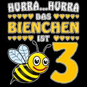 BIENE HURRA...HURRA DAS BIENCHEN IST 3