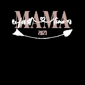 Mama Loading 2021 werdende Mutter Geschenk