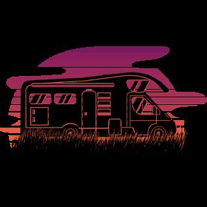 Camper Camping Campen Van