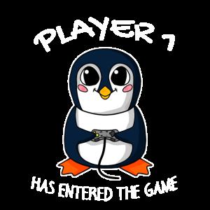 Erstes Baby Spieler 1 Schwanger Baby Pinguin