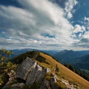 Bergliebe Wandern Reiselust Berge Gipfel Bergsport