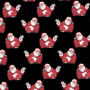Weihnachtsmann Weihnachten Santa Geschenk