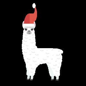 Christmas Alpaka