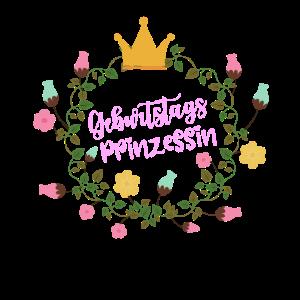 Geburtstag Prinzessin