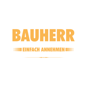 Bauherr Haus Hausbau Richtfest Geschenk