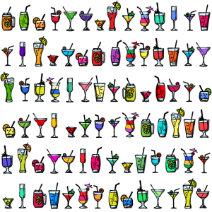 Cocktail Longdrink Saufen Party Alkohol Abfeiern