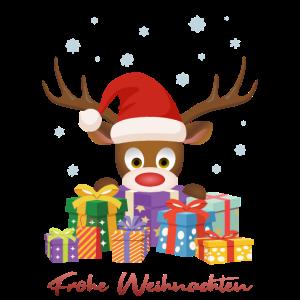 Weihnachtsoutfit Rudolf
