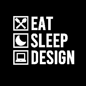 Essen schlafen designen
