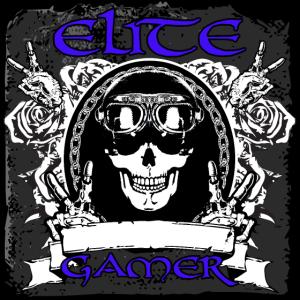 Elite Gamer Blau