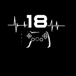 18 Geburtstag Gaming